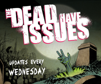 The Dead Have Issues Promo