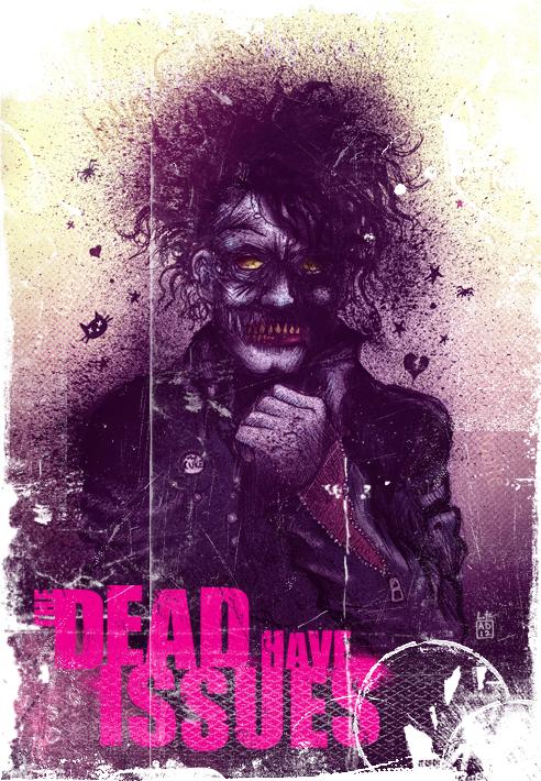 Robert Smith Zombie
