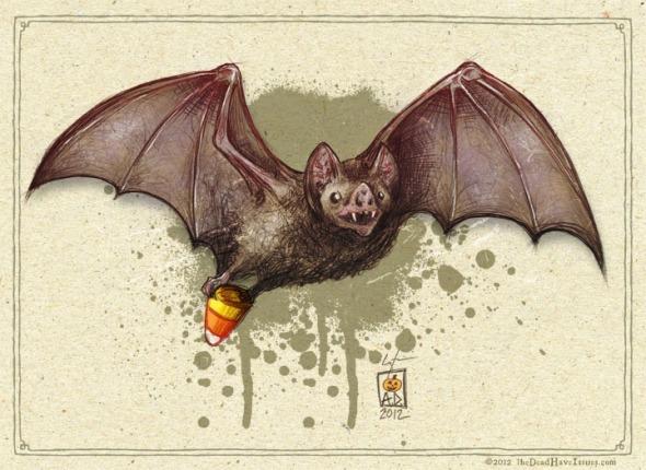 candy thief bat