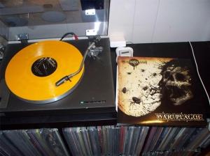 on a darker dawn - record