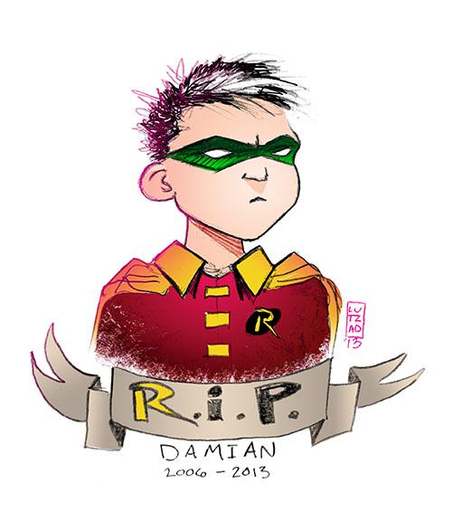 Robin RIP