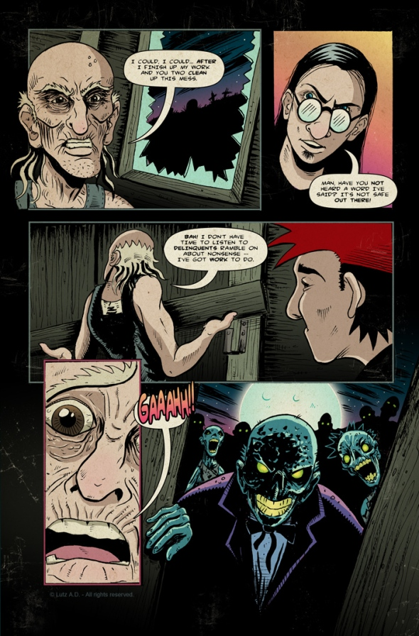 The Dead Have Issues - Page 37